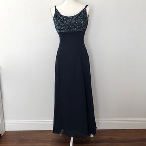 Dresses & Skirts - Long navy blue Dress
